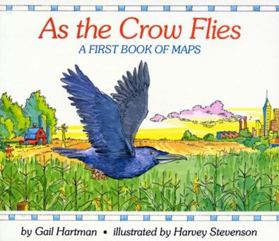 Cover image for As the Crow Flies
