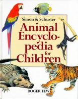 Macmillan Animal Encyclopedia for Children