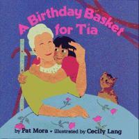 A Birthday Basket for Tia