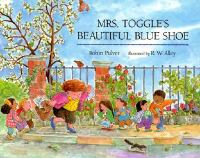 Mrs. Toggle's Beautiful Blue Shoe