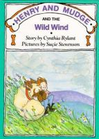 Henry and Mudge and the Wild Wind