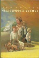 Grasshopper Summer