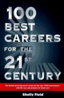 100 Best Careers for the 21st Century