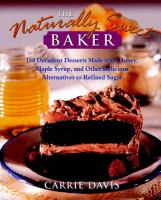 The Naturally Sweet Baker