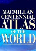 Macmillan Centennial Atlas of the World