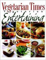 Vegetarian Times Vegetarian Entertaining