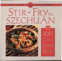 Weight Watchers Stir-fry to Szechuan