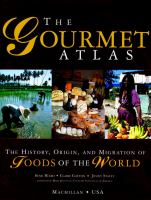 The Gourmet Atlas