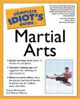 The Complete Idiot's Guide to Martial Arts
