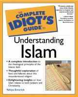 The Complete Idiot's Guide to Understanding Islam