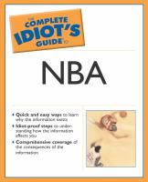 Complete Idiot's Guide to the NBA
