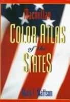 Macmillan Color Atlas of the States