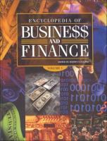 Encyclopedia of Busine$$ and Finance