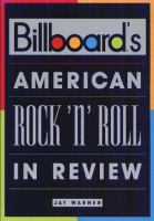 Billboard's American Rock 'n' Roll in Review
