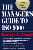 The Manager's Guide to ISO 9000
