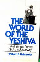 The World of the Yeshiva