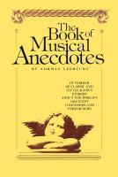 The Book of Musical Anecdotes