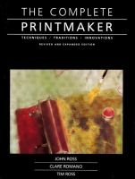 The Complete Printmaker