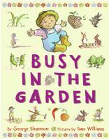 Busy in the Garden