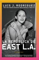 La republica de East L.A