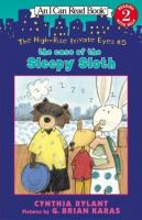 The Case of the Sleepy Sloth
