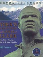 York's Adventures With Lewis and Clark