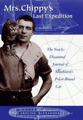 Cover image for Mrs. Chippy's Last Expedition