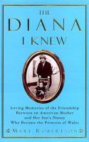 The Diana I Knew