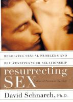 Resurrecting Sex