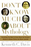 Don't Know Much About Mythology