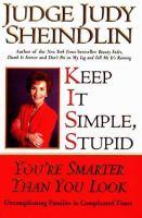 Keep It Simple, Stupid