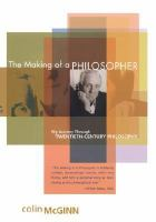 The Making of A Philosopher