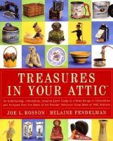 Treasures in your Attic
