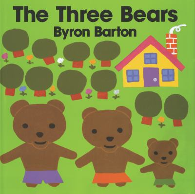 Cover image for Three Bears
