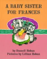 Baby Sister for Frances