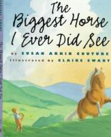 The Biggest Horse I Ever Did See