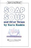 Soap Soup and Other Verses