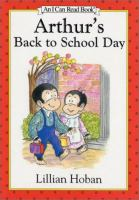Arthur's Back to School Day