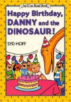 Media Cover for Happy birthday, Danny and the dinosaur