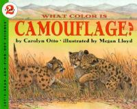What Color Is Camouflage?