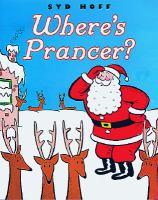 Where's Prancer?