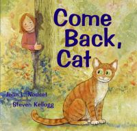 Come Back, Cat
