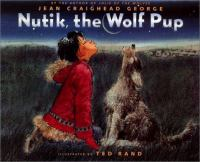 Nutik, the Wolf Pup