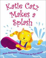 Katie Catz Makes A Splash