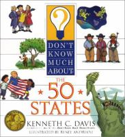 Don't Know Much About the Fifty States