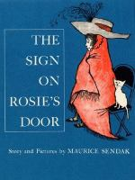 The Sign On Rosie's Door;  / Story And Pictures By Maurice Sendak