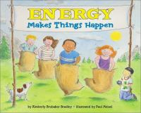 Energy Makes Things Happen