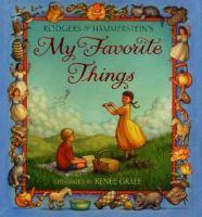Rodgers & Hammerstein's My Favorite Things