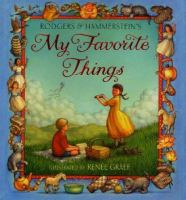 Rodgers and Hammerstein's My Favorite Things
