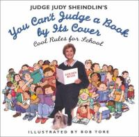 Judge Judy Sheindlin's You Can't Judge A Book by Its Cover